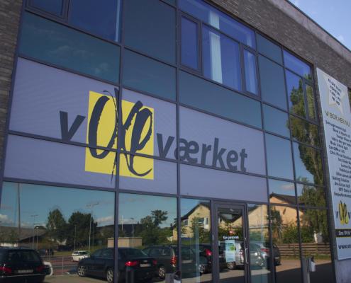 Voxeværket har skabt et professionelt kontormiljø i Taastrup