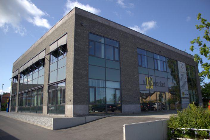 Kontorhotel i Roskilde på Københavnsvej
