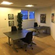 Åben kontorplads i Esbjerg, hvor du kan netværke med andre virksomheder