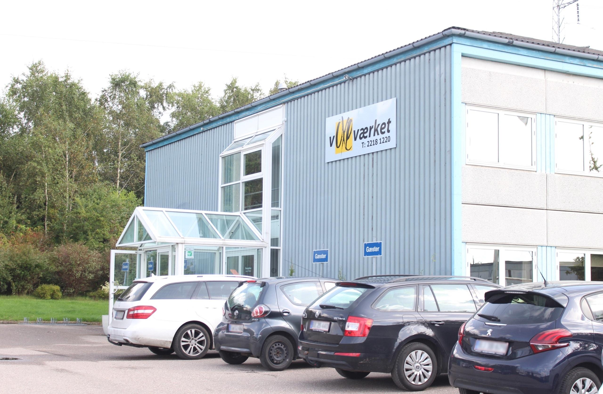 Voxeværket i Nordsjælland
