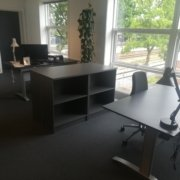 Lej en åben kontorplads i Voxeværket Middelfart