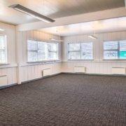 Kontorlokale i Voxeværket Padborg, hvor du kan leje pladser til din virksomhed.