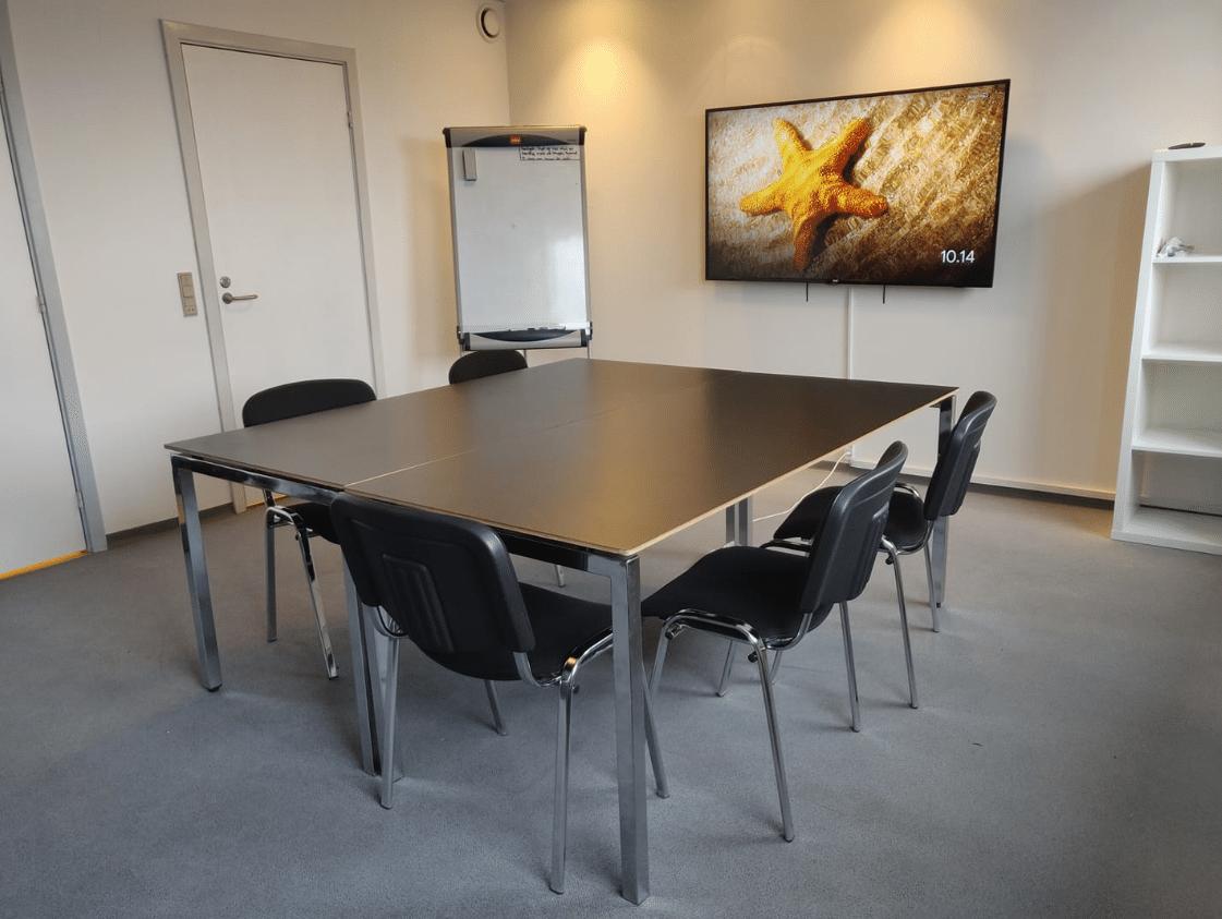 Lej et kontor i København og få adgang til mødelokaler i hele landet