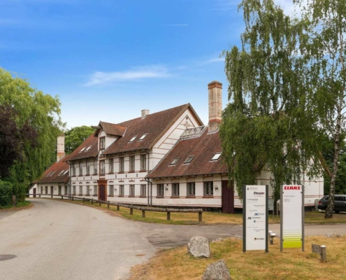 Kontorhotel i Nivå Mølle - Voxevaerket.dk