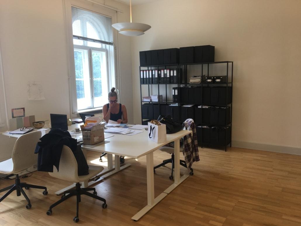 Ledigt kontor i Charlottenlund