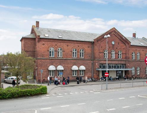 Voxeværkets nye kontorhotel i Hillerød