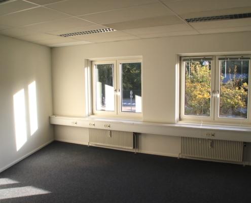 Vi har mange forskellige størrelse kontorer på Havnevej.