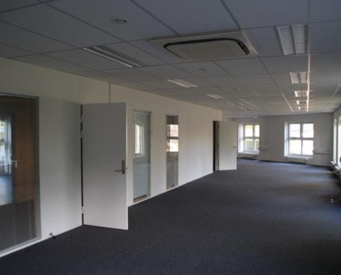 Stort kontorlokale i Roskilde