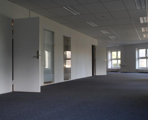 Stort kontorlejemål som kan deles op i mindre kontorer på Havnevej